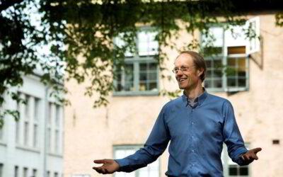 Investor Carsten Hjelde har passert 50, men er fortsatt bare halvveis