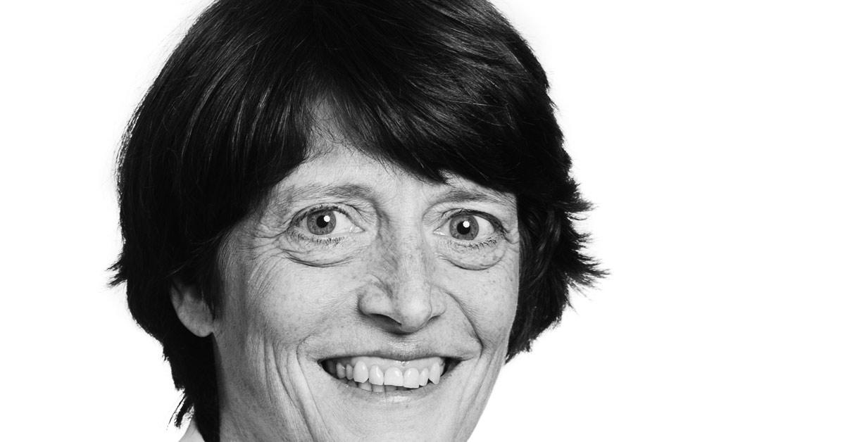 Christina Sundby er nysgjerrig på 50 til 100 og er nytt kompetansemedlem