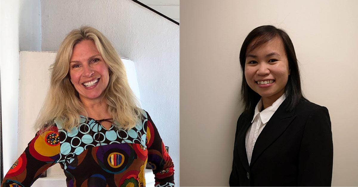 Mange dyktige kvinner er blant oppstartere som vil møte kompetansenettverket i 50 til 100.